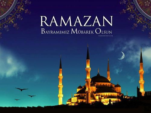 Ramadan und Fastenbrechen